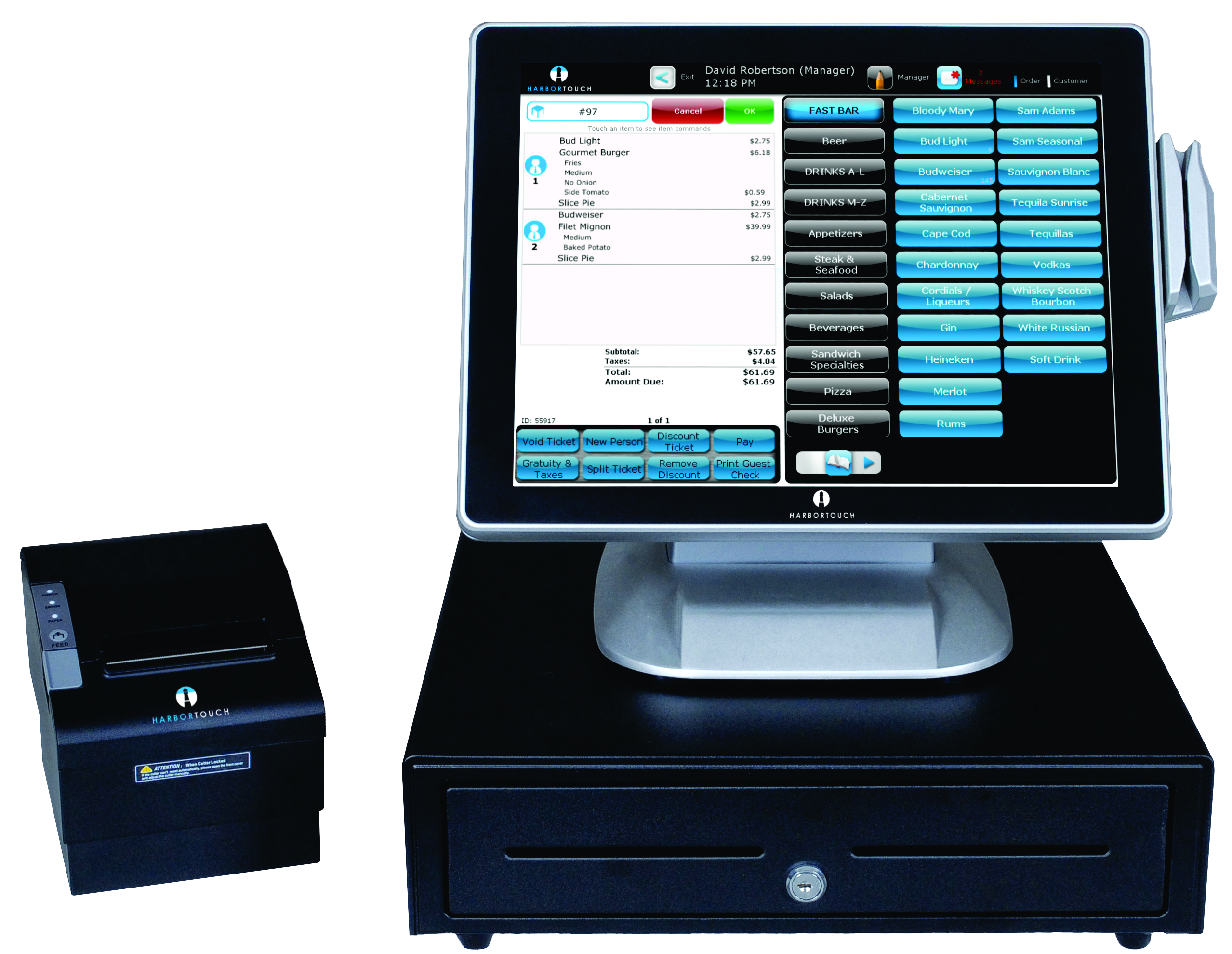 Free Pos System Offered Powered By Harbortouch